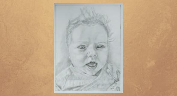 Inicio retrato de Ángela